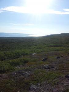 Sommerkveld i Varanger
